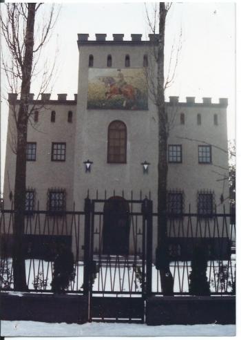 Izba Pamięci 19 Pułku Ułanów Wołyńskich w Radości