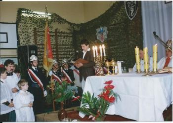 Od tego czasu uczniowie szkoły wzrastają w tradycji patriotycznej pamięci czynów 19 Pułku Ułanów Wołyńskich
