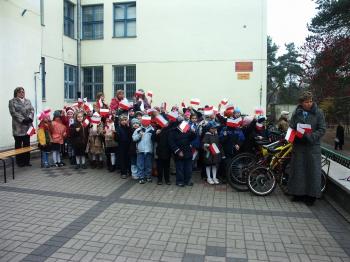Szkoła Podstawowa nr 204 kultywuje tradycję 19 Pułku Ułanów Wołyńskich niemal od 30 lat