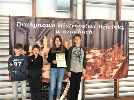 Mistrzostwa Dzielnicy w Szachach