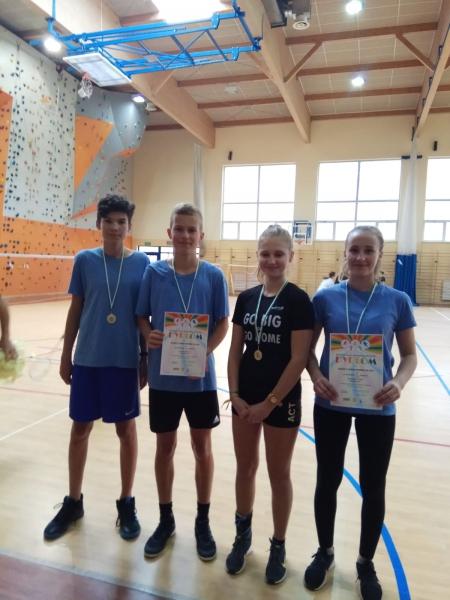 Mistrzostwa Dzielnicy w Badmintonie