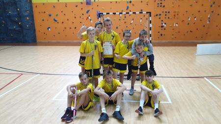 Mistrzostwa Warszawy w Unihokeju w kategorii dzieci (2007 i młodsi)