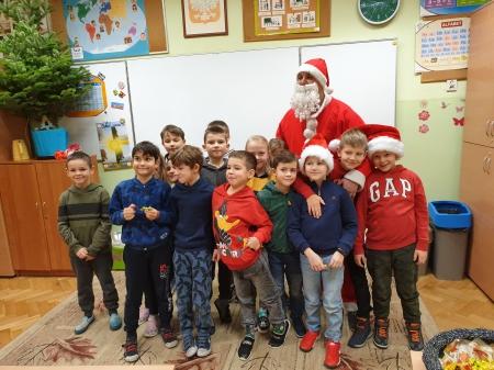 Mikołaj na Bajkowej