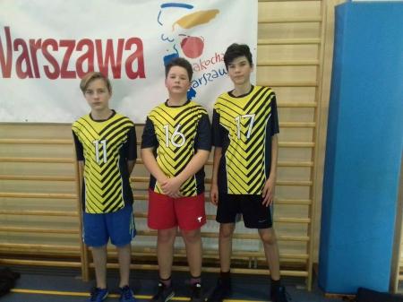 Mistrzostwa Warszawy w Tenisie Stołowym w ramach LIII WOM