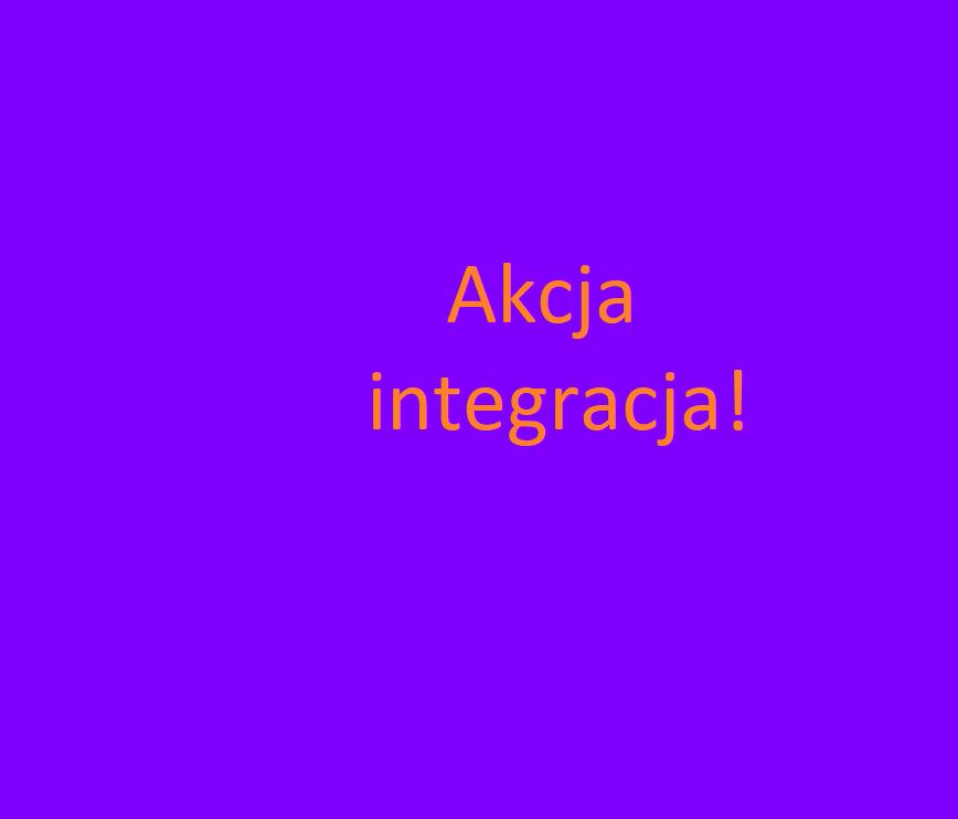 Akcja integracja w klasie 7 AC