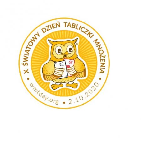 Światowy Dzień Tabliczki Mnożenia - 2.10.2020