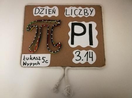 Wyniki konkursu o liczbie Pi