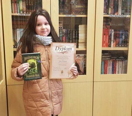 Nagrodzeni w konkursie Bajkowy powrót do szkoły (lokalizacja Bajkowa)