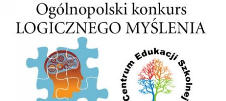 Wyniki Ogólnopolskiego Konkursu Logicznego Myślenia