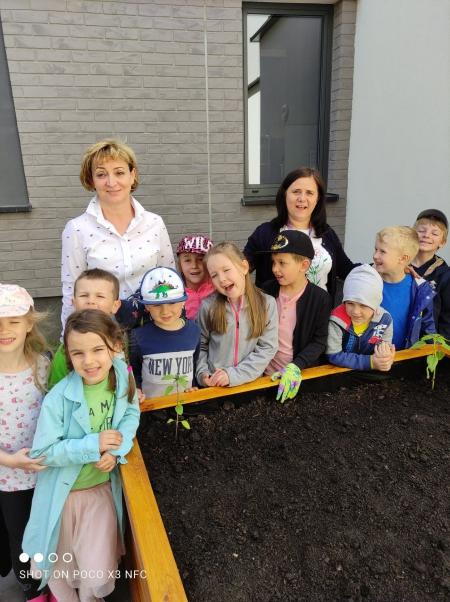 Przedszkolny ogródek