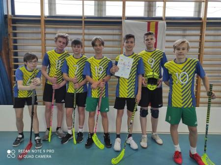 Mistrzostwa Warszawy w Unihokeju w kategorii młodzież - LIV Warszawska Olimpia