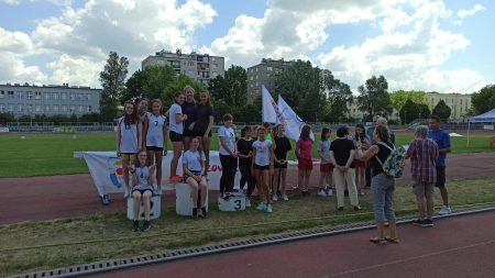 Mistrzostwa Warszawy w Lekkiej Atletyce w kategorii młodzież - LIV Warszawska