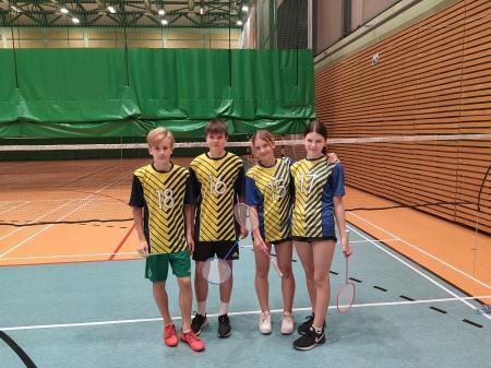 Mistrzostwa Warszawy w Badmintonie w kategorii młodzież - LIV Warszawska Olimp